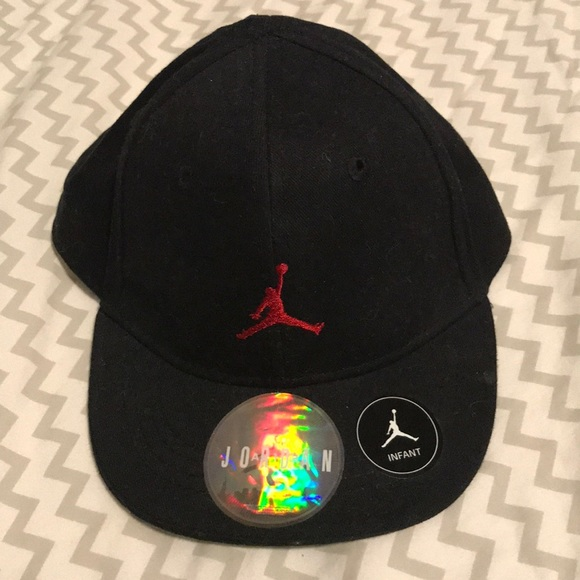 a9e94f81df4 Jordan baby boy cap infant brand new with tags